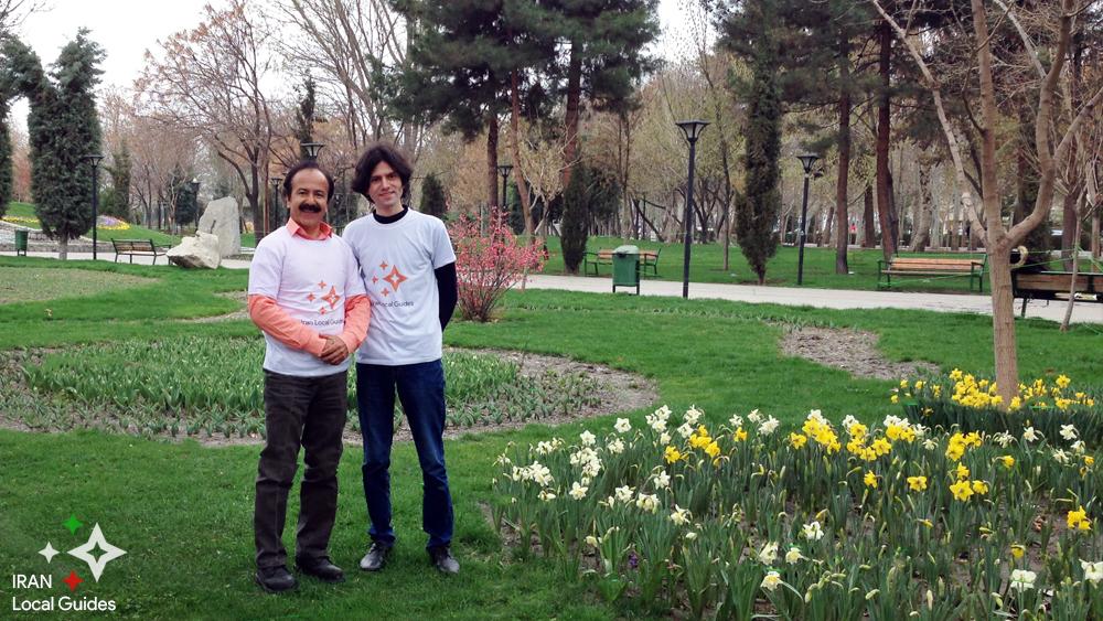 دیدار راهنمایان محلی مشهد