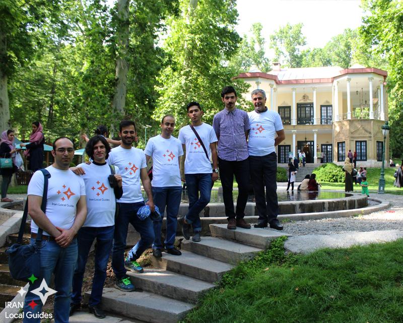 دومین گردهمایی راهنمایان محلی در تهران