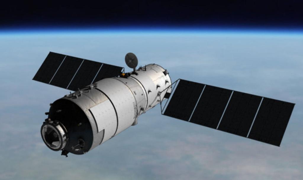 آزمایشگاه فضایی چین