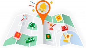 تنظیمات راهنماهای محلی گوگل